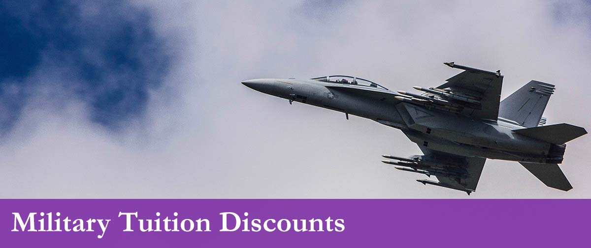 Military Tuition Discounts