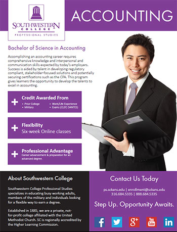 Online Bachelor's Degree in Accounting