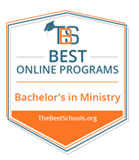 TheBestSchools.org Best Online Bachelor's in Ministry