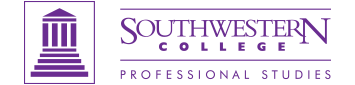 Bachelor and Master Degrees from Southwestern College - Professional Studies